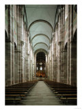 Interior of Speyer Cathedral Giclee Print