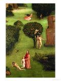 Adam and Eve; Expulsion from Paradise Giclée-Druck von Hieronymus Bosch