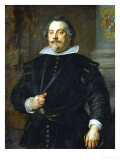 Marques Francisco De Moncada, Count of Ossuna, circa 1633-34 Giclee Print by Sir Anthony Van Dyck