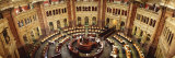 Library Reading Room, Library of Congress, Washington D.C., USA Photographic Print by  Panoramic Images