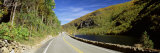 Road Passing through a Landscape, Route 73, Adirondack Mountains, Keene, New York State, USA Photographic Print by  Panoramic Images