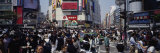 People Walking on the Street, Shibuya, Tokyo, Japan Photographic Print by  Panoramic Images