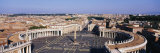 St. Peter's Square, Vatican City, Rome, Italy Photographic Print by  Panoramic Images