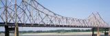 Martin Luther King Jr Memorial Bridge over Mississippi River, St. Louis, Missouri, USA Photographic Print by  Panoramic Images