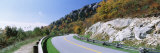 Highway Passing through a Landscape, Blue Ridge Parkway, Milepost 304, North Carolina, USA Photographic Print by  Panoramic Images
