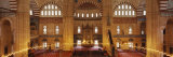 Interiors of a Mosque, Selimiye Mosque, Edirne, Turkey Photographic Print by  Panoramic Images
