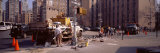 Road Construction, New York, USA Photographic Print by  Panoramic Images