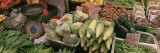 Vegetables in a Vegetable Stall, Wanchai, Hong Kong, China Photographic Print by  Panoramic Images