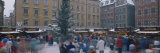 Large Group of People at a Christmas Festival, Julmarknad, Stockholm, Sweden Photographic Print by  Panoramic Images