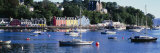 Boats Docked at a Harbor, Tobermory, Isle of Mull, Scotland Photographic Print by  Panoramic Images
