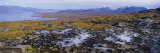 Lake on a Landscape, Njulla, Lake Torne, Lapland, Sweden Photographic Print by  Panoramic Images