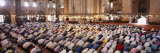 Crowd Praying in a Mosque, Suleymanie Mosque, Istanbul, Turkey Photographic Print by Panoramic Images 