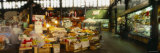 Fruit Boxes in a Market, Mercado Central, Santiago, Chile Photographic Print by  Panoramic Images