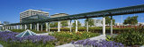 Flowers in a Formal Garden, Yerba Buena Gardens, San Francisco, California, USA Photographic Print by  Panoramic Images