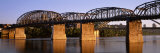 Bridge over the River, L and N Bridge, Ohio River, Covington, Kentucky, USA Photographic Print by  Panoramic Images