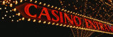 Neon Sign, Las Vegas, Nevada, USA Photographic Print by  Panoramic Images