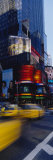 Traffic on a Street, Times Square, Manhattan, New York, USA Photographic Print by  Panoramic Images
