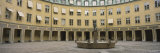 Fountain in Front of a Building, Stockholm, Sweden Photographic Print by  Panoramic Images
