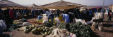 Group of People in a Market, Morocco Photographic Print by Panoramic Images 