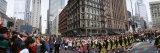 Group of People at St. Patrick's Day Parade, Chicago, Illinois, USA Reprodukcja zdjęcia autor Panoramic Images