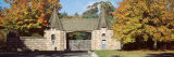 Facade of a Building, Jordan Pond Gatehouse, Acadia National Park, Mount Desert Island, Maine, USA Photographic Print by  Panoramic Images