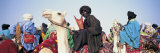 Tuaregs Riding on Camels, Mali Photographic Print by Panoramic Images 