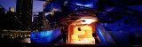Pritzker Pavilion, Millennium Park, Chicago, Illinois, USA Fotografisk tryk af Panoramic Images