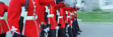 Guards Marching with Rifles, Changing of the Guard, Quebec City, Quebec, Canada Photographic Print by  Panoramic Images