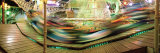 Carousel in Motion, Amusement Park, Stuttgart, Germany Photographic Print by Panoramic Images 