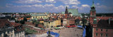 Market Square, Warsaw, Silesia, Poland Photographic Print by  Panoramic Images