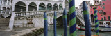 Arch Bridge Across a Canal, Rialto Bridge, Grand Canal, Venice, Italy Photographic Print by  Panoramic Images
