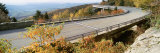 Highway Crossing through a Landscape, Linn Cove Viaduct, Blue Ridge Parkway, North Carolina, USA Photographic Print by  Panoramic Images