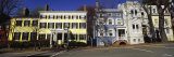 Houses, Georgetown, Washington D.C., USA Stampa fotografica di Panoramic Images,