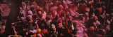 People Celebrating Holi, Braj, Mathura, Uttar Pradesh, India Photographic Print by  Panoramic Images