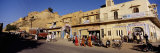 Group of People Walking on the Road, Jaisalmer, Rajasthan, India Photographic Print by  Panoramic Images