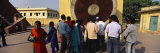 Tourists at an Observatory, Jantar Mantar, Jaipur, Rajasthan, India Photographic Print by  Panoramic Images