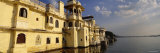 Buildings at the Waterfront, Lake Pichola, Udaipur, Rajasthan, India Photographic Print by  Panoramic Images
