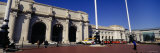 Facade of a Train Station, Union Station, Washington D.C., USA Photographic Print by  Panoramic Images