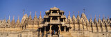 Temple, Jain Temple, Ranakpur, Rajasthan, India Photographic Print by  Panoramic Images