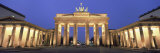 Brandenburg Gate, Berlin, Germany Photographie par Panoramic Images