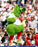 The Philly Phanatic Photo
