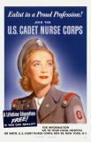 US Cadet Nurses Corps Masterprint