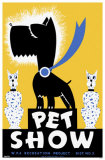 Pet Show Masterprint