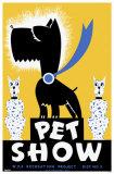Pet Show Masterprint