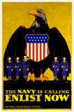 The Navy Is Calling Masterprint
