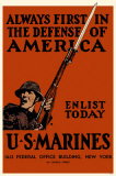 US Marines Masterprint