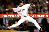 Boston Red Sox- Jonathan Papelbon Prints