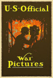 US Official War Pictures Masterprint
