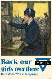 YWCA- Back Our Girls Masterprint
