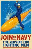 Join The Navy Masterprint